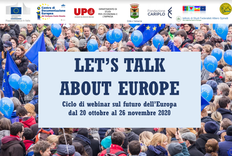 Let's talk about Europe