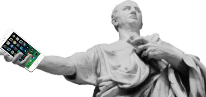 CICERO Digitalis - Cicero and Roman Thought in The Age of Digital Humanities